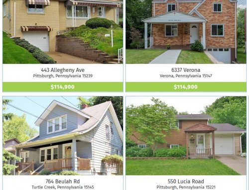 Affordable Homes in Pittsburgh's East Suburbs