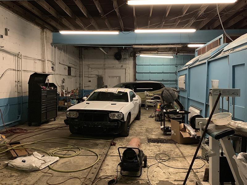 Auto Garage For Sale Pittsburgh: 6564 Frankstown Ave, Pittsburgh, PA 15206 Commercial